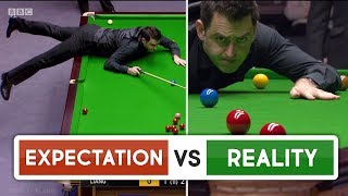 EXPECTATION vs REALITY in Snooker | Part 1