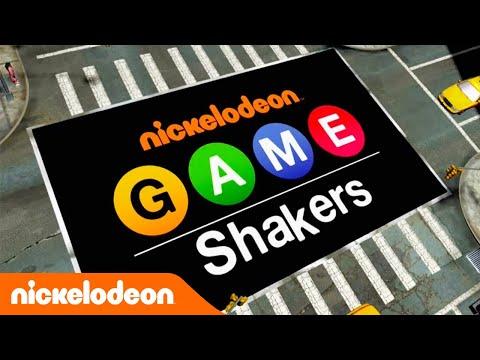 Game Shakers | Titelsong 🎵| Nickelodeon Deutschland