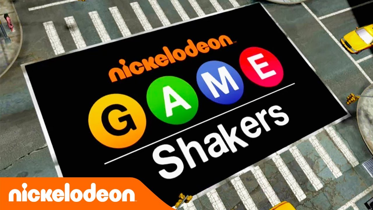 Game Shakers - Jetzt geht's App | Titelsong ???? | Nickelodeon Deutschland