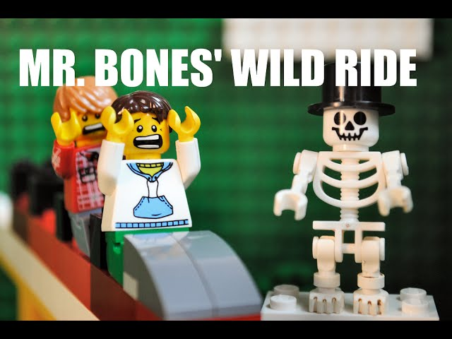 Mr  Bones' Wild Ride | Know Your Meme