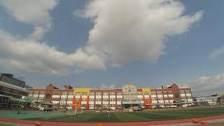 액션캠(타임랩스)금오산 근처 구름 영상(2021. 2.…