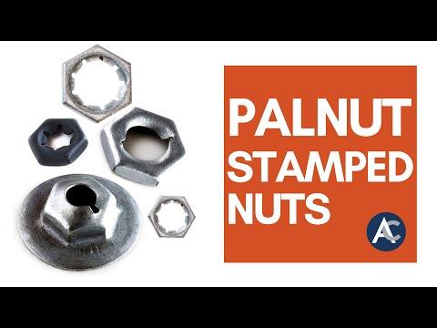 Palnut® Stamped Nuts by ARaymond Tinnerman
