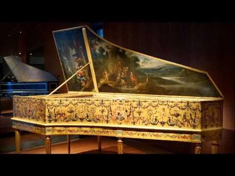 François Couperin Harpsichord Works 1st Book, Laurence Cummings