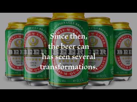 Evolution Of The Beer Can