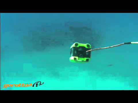 JELLYFISH AC-ROV 100 | Underwater Camera for Videoinspections - www.gerotto.it