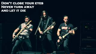 Cry of Achilles by Alter Bridge with Lyrics