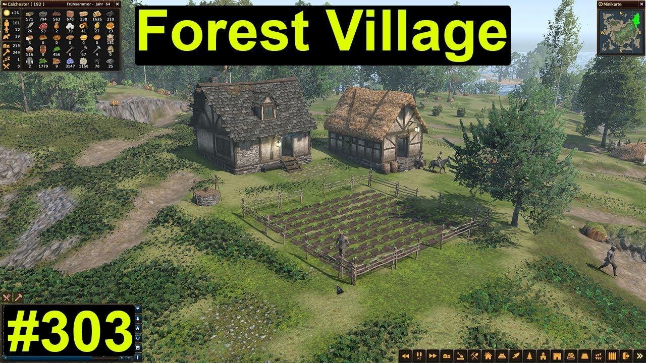life is feudal forest village die ersten kartoffeln in der au enstelle 303 deutsch german. Black Bedroom Furniture Sets. Home Design Ideas