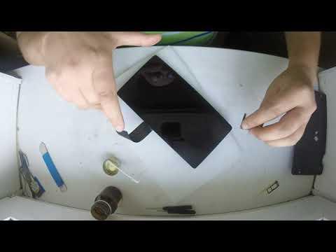 Планшет Lenovo Tab 4 модель TB-7304I Замена дисплейного модуля