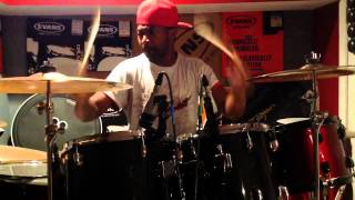 """Rae Sremmurd - """"No Type"""" (Prod. By Mike WiLL Made-It) Drum Cover by John O"""