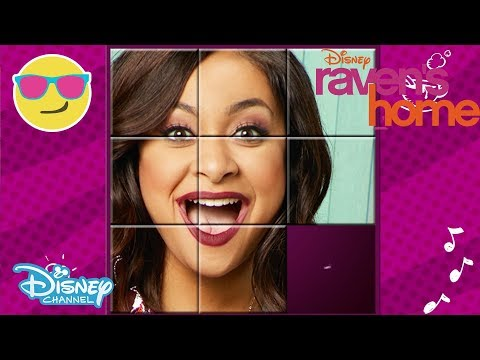 Raven's Home | Challenge - 7 Second Puzzle | Disney Channel UK
