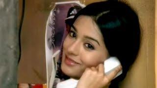 Love On The Phone - Parinayam - Shahid Kapoor & Amrita Rao - Telugu Scene