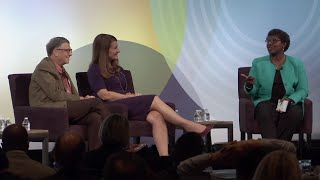 Conversation with Bill Gates, Melinda Gates, and Gwen Ifill - U.S. Education Learning Forum