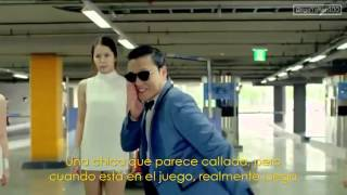 Repeat youtube video PSY   Gangnam Style ''Hey sexy lady''