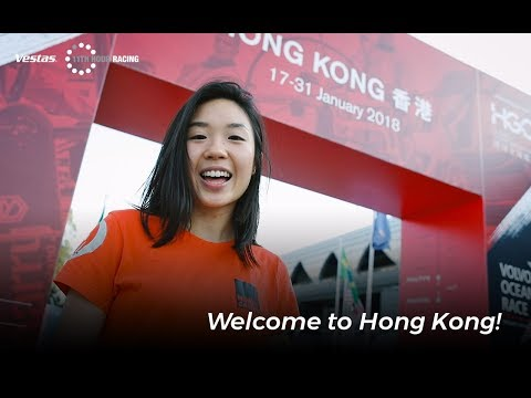 Welcome to Hong Kong!
