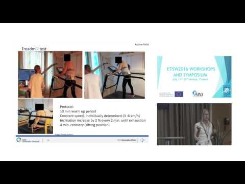 Transplant Sport Workshops & Symposium 2016 | Katrine Rolid, 2nd Presentation