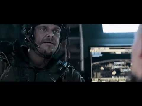 "ELYSIUM [2013] Scene: ""Grab the grenade!""/Crash Landing."