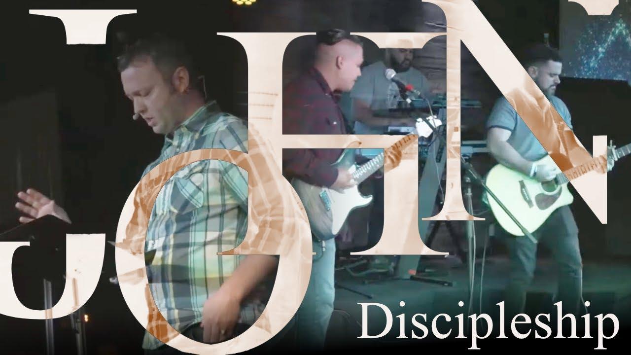 The Gospel of John- Discipleship- Guest Speaker Brandon Gregory