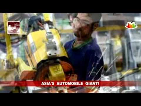 Iran all set to become Asia's largest car manufacturer within next 10 years