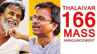 Thalaivar – 166 | Rajini's  master plan and Murugadas action