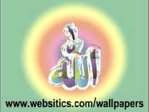 Beautiful Wallpapers - Name of God, Eid, Love, Hearts, etc.