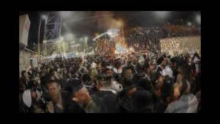 Stunning film of Lag B'omer in Meron at the gravesite of Rabbi Shimon Bar Yochai