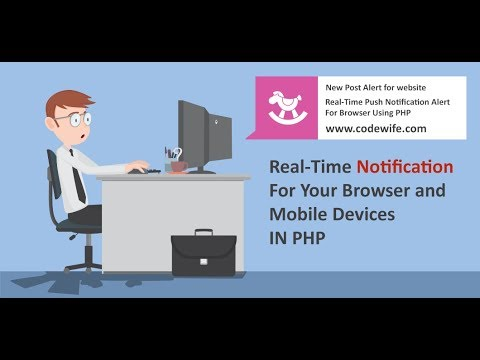 Create Real Time Notification In Php