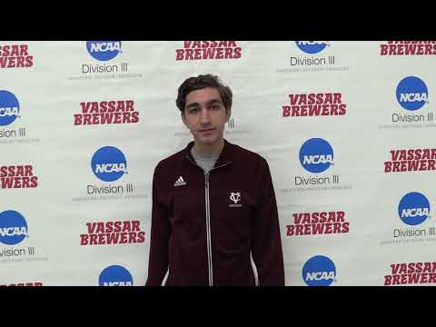 Vassar Fencing- Ian Law