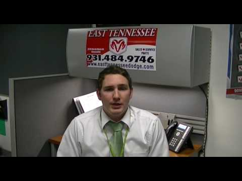 Jim Brigham Internet Sales Consultant at East TN Dodge in Crossville
