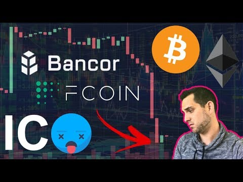 "📉 What's Happening? FCoin Manipulation | Bancor Hack: ""You Were Warned"" 