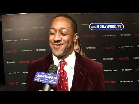 Jaleel White VEVO Event With Ne Yo And Friends at The Avalon 112110 YT