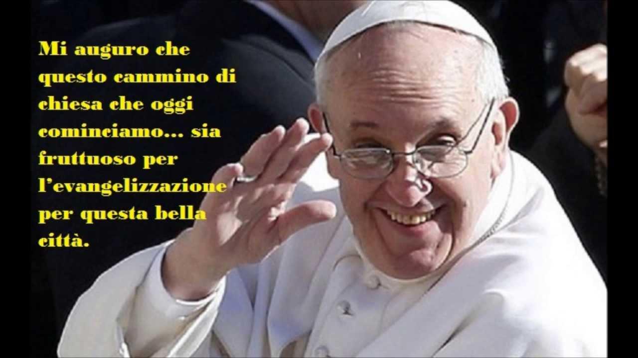 Papa Francesco I Salvo Sala Youtube