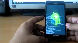 Update Custom Stock Android 4.1.2 Samsung I727 Skyrocket Via recovery