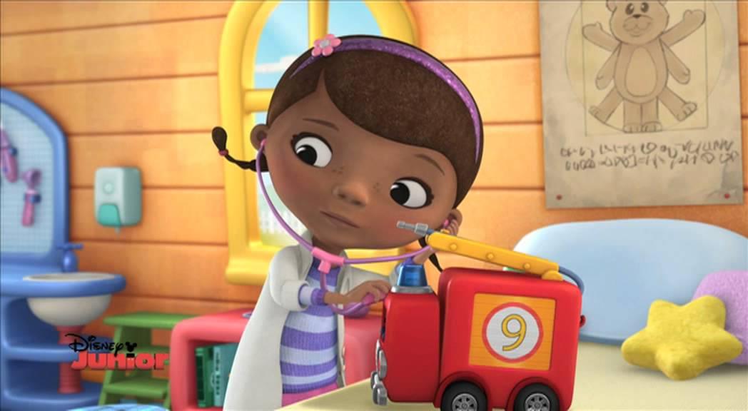 Download Engine Nine, Feelin' Fine!   Doc McStuffins   Disney Junior UK