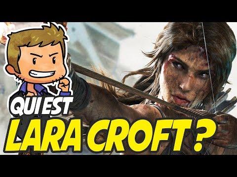 QUI EST LARA CROFT ? ( Tomb Raider ) | ICONES - Iconoclaste