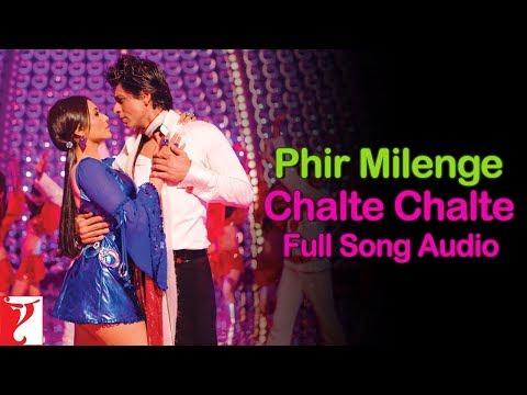 Phir Milenge Chalte Chalte - Full Song Audio | Rab Ne Bana Di Jodi | Shah Rukh Khan | Anushka | Sonu