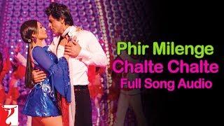 Gambar cover Phir Milenge Chalte Chalte - Full Song Audio | Rab Ne Bana Di Jodi | Shah Rukh Khan | Anushka | Sonu