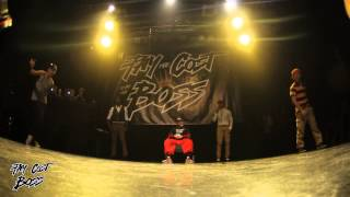 Pay the cost to be the BOSS 2013 - Angelock VS Loic