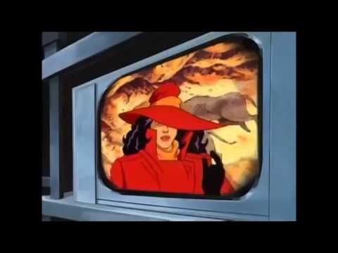Mufasa Tells Carmen Sandiego Is That A Challenge