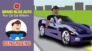ROBLOX GRAND BLOX AUTO | HOW TO BE MILLIONAIRE WITH...