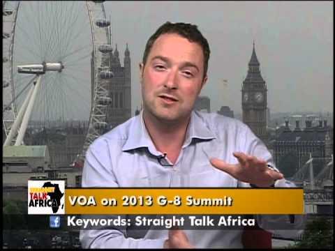VOA London Bureau Reporter on Straight Talk Africa