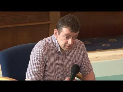 Testimony and Baptism of John Buchan