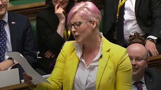 MP performs anti-Brexit rap in parliament debate
