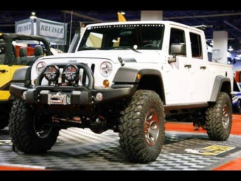 2018 Jeep Scrambler Pickup Rumorsrp Furious Cars