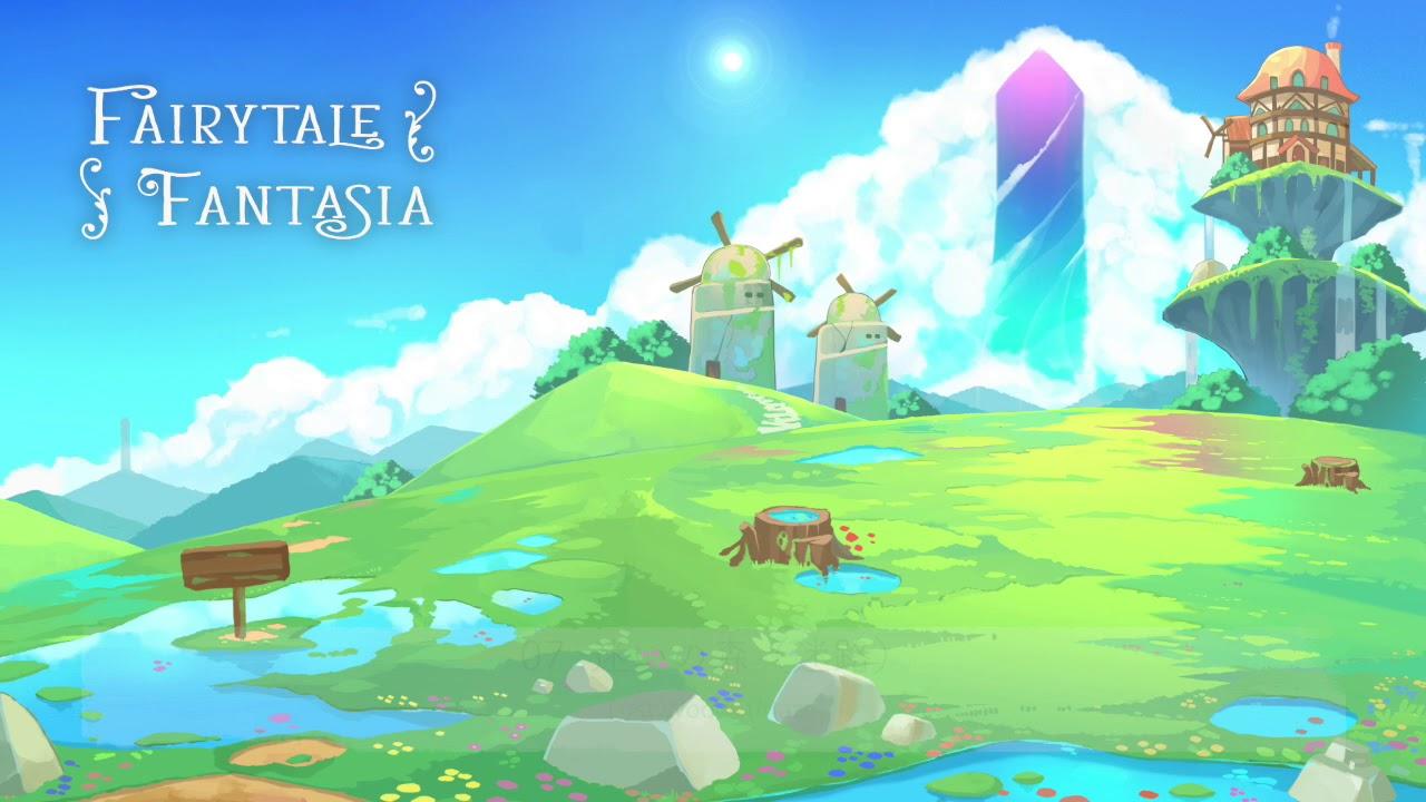 【ケルト・ファンタジー系BGM集】Fairytale Fantasia