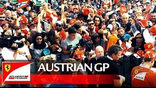 Austrian Grand Prix - So far, before the start