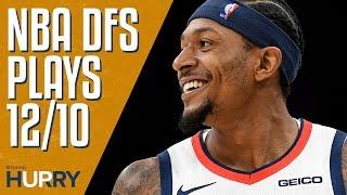 Fantasy Basketball: NBA Top DFS Plays 12/10