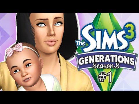 The Sims 3: Generations (S3) | Part 1 - Nostalgic Feelz