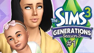 The Sims 3: Generations (S3) | Part 1 - Nostalgic Feelz