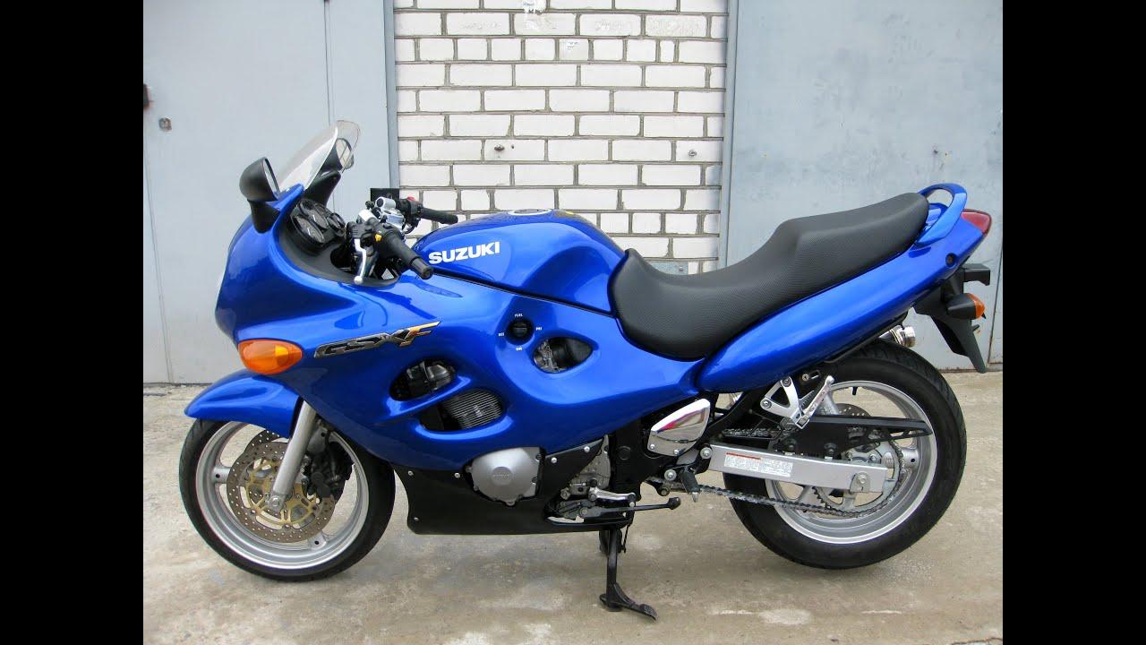 Suzuki Gsx F Katana