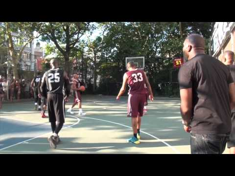 August 9, 2014 Kenny Graham's West 4th Basketball Tournament Championship Game